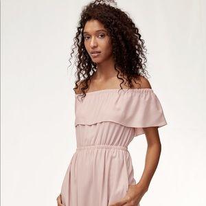 NWOT Aritzia Hosta Dress